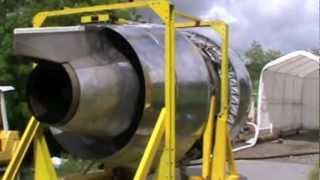 Jumbo Jet /RB211-22B Backyard Run