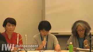 21120731緊急記者会見「原子力規制委員会人事案に異議あり!」