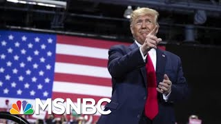 'Wholly Irresponsible' : Trump Pushes Tweet Naming Alleged Whistleblower | Hardball | MSNBC