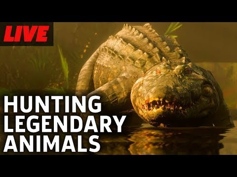 Red Dead Redemption 2: Hunting Legendary Animals For Thanksgiving