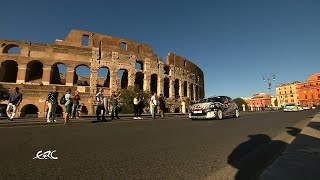Relive the ERC 2017 Season - Rally di Roma Capitale