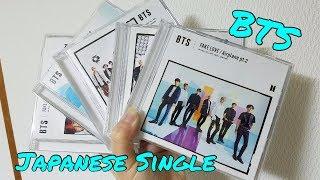 "UNBOXING: BTS Japanese Single ""FAKE LOVE/Airplane pt.2"" Full Set"