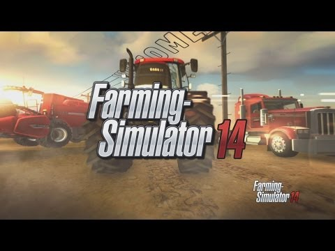 Farming Simulator 14 wideo
