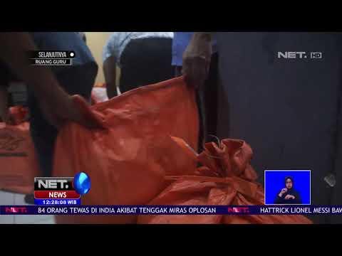 8 Karung Tabloid Kembali Dikirim ke Kantor Pos Kota Ambon NET12