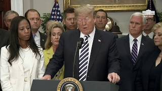 President Trump Participates in the Signing Ceremony for S. 2155