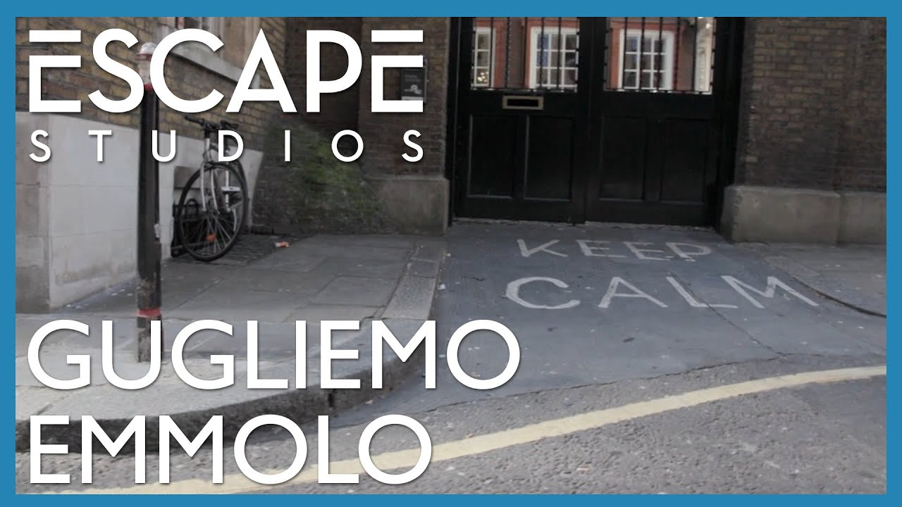 Escapee Showreels - Guglielmo Emmolo