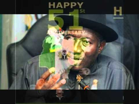 President Jonathan Ebele Goodluck - King Robert Ebizimo