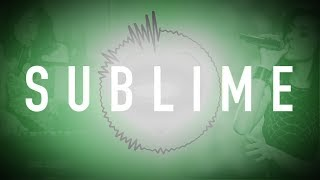 Introducing the OFFICIAL LYRIC VIDEO for SUBLIME a word that perfectly personifies