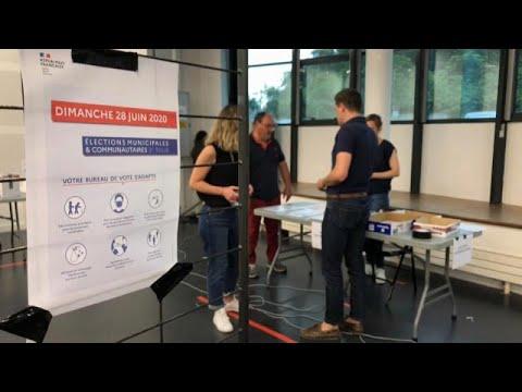 Γαλλία: Τοπικές εκλογές σε καιρό πανδημίας