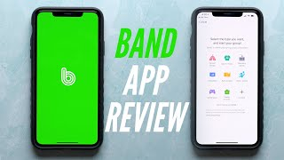 Band App Review!
