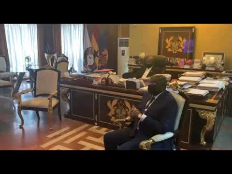 How Akufo-Addo and Bawumia reacted to the 2020 Presidential Election Petition judgement
