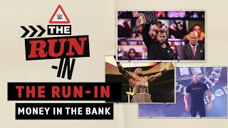 The Run-In: Money in the Bank preview | Fans are back as WWE enter a new era with a stacked show