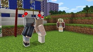 SEVGİLİME ALDATMA ŞAKASI! - Minecraft