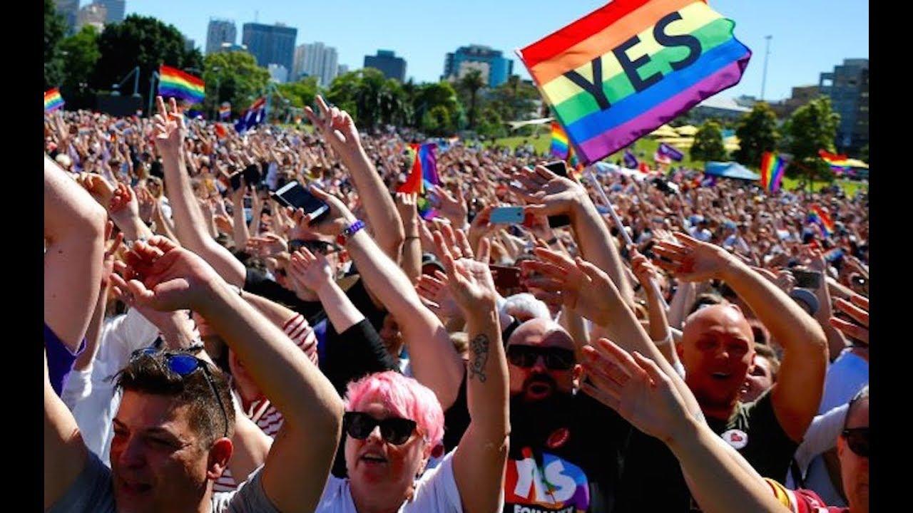 Australia Votes On Gay Marriage thumbnail