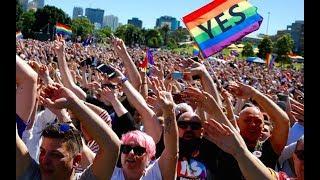 Australia Votes On Gay Marriage