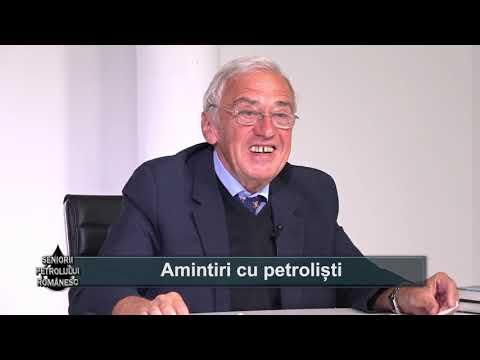 Seniorii Petrolului Românesc Irinel Altiocaian si Adrian Urzică 13.10.2018