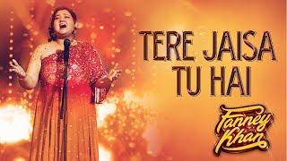 Tere Jaisa Tu Hai - Song