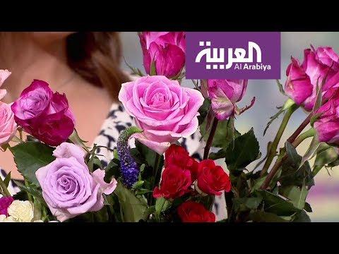 العرب اليوم - شاهد: كيف نختار باقات الزهور الأنسب للمناسبات المختلفة