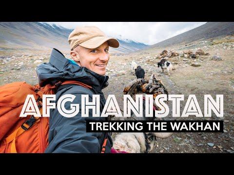 BACKPACKING AFGHANISTAN - Wakhan Corridor