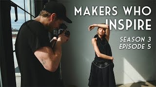 In Vogue: Fashion Photographer Max Papendieck | MAKERS WHO INSPIRE