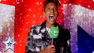 Your BGT 2017 winner Tokio Myers answers our questions in AO Asks!
