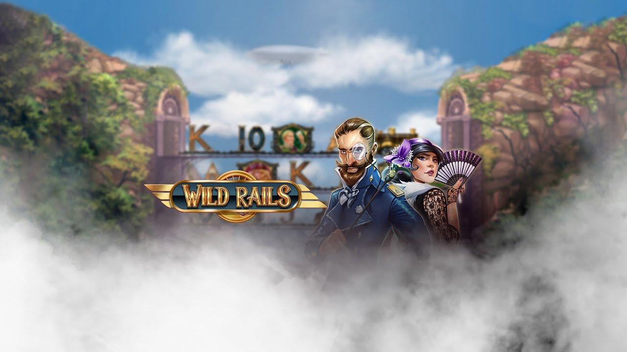 Wild Rails från Play'n GO