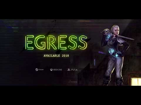 Egress - Trailer d'annonce de Egress