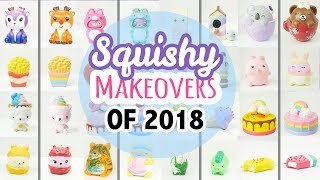 Ranking EVERY Squishy Makeover of 2018 (From worst to BEST)