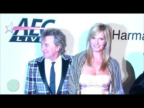 Rod Stewart used Witch Doctor to cure food poisoning | Daily Celebrity News | Splash TV