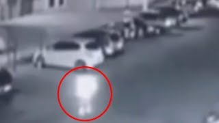 5 Paranormal CCTV Videos You Shouldn't Watch in The Dark...