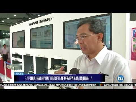 LIMA  Radio Ketenteraan Untuk Pasaran Tempatan & Dunia