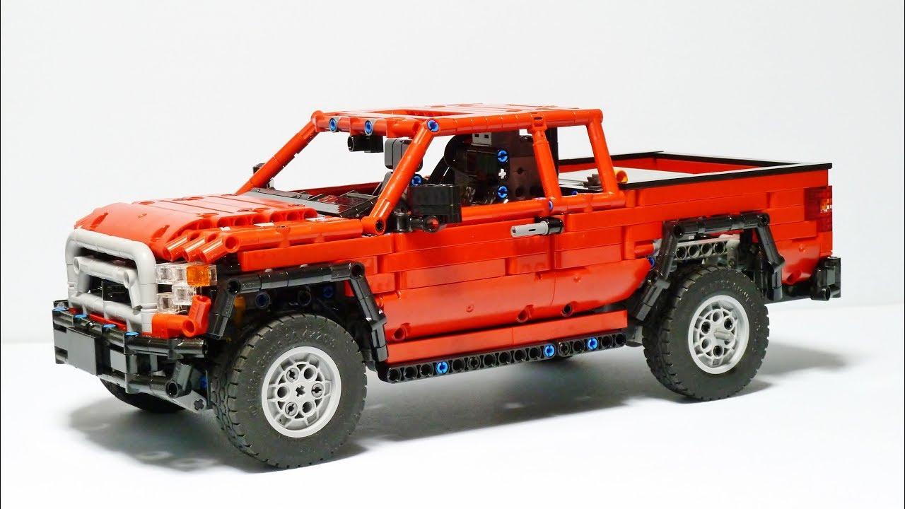 LEGO Technic Dacoma 4x4 Redux