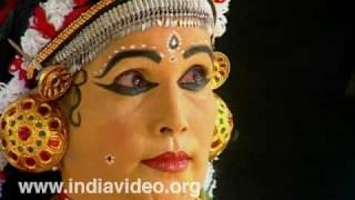 Nangiarkoothu- Kamsavadham by Margi Sathi