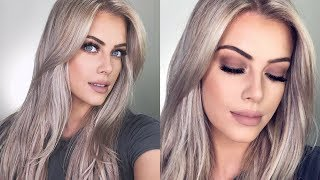 Everyday Glam Makeup | Chloe Boucher