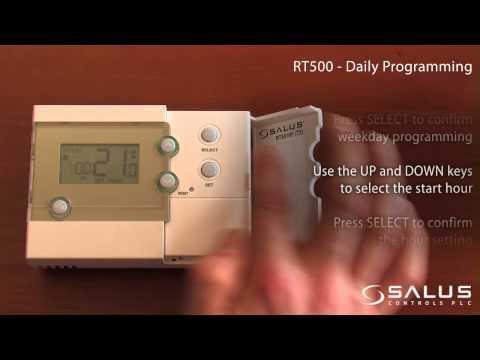 SALUS Controls RT500