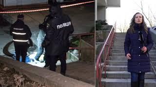 На столичному Печерську жінка випала з 7-го поверху