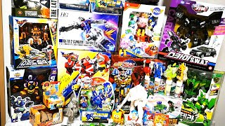 【韓国旅行】韓国のおもちゃ屋で買ったもの【トボット、ベイブレードなど】