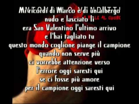 Antonello Venditti - Tradimento e perdono con testo