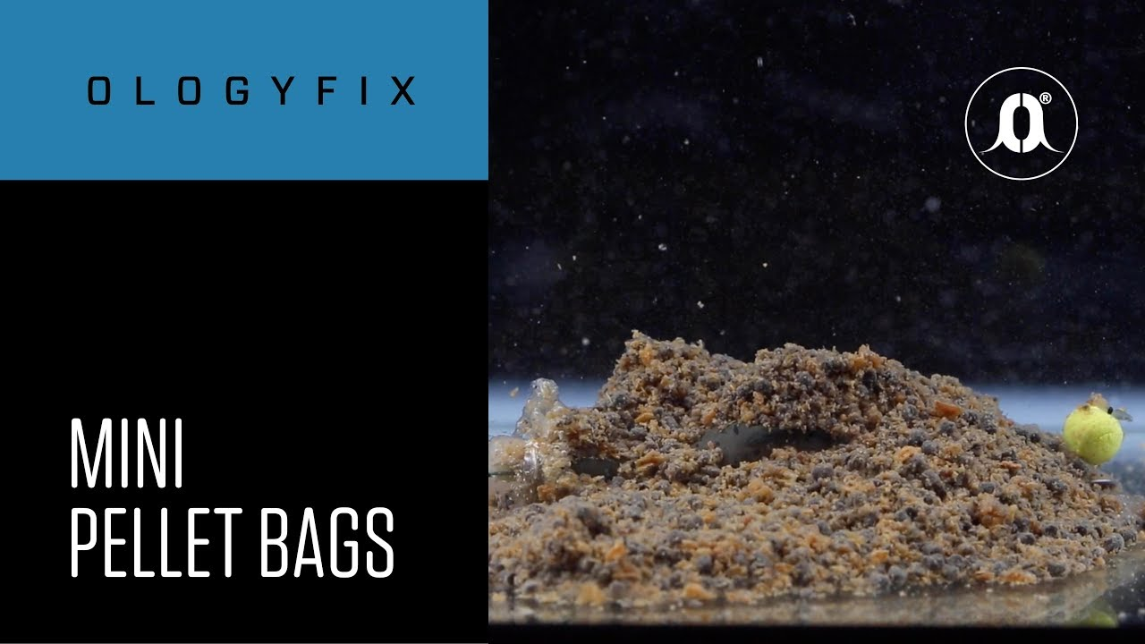 How to make irresistible mini pellet PVA bags
