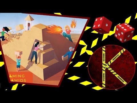 Flaming Pyramids Review