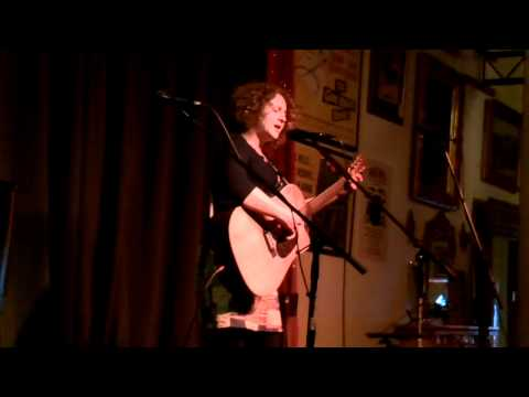 Veronica Malki at Angelica's Open Mic
