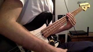 Mary Anne – Marshall Crenshaw (Bass Cover)