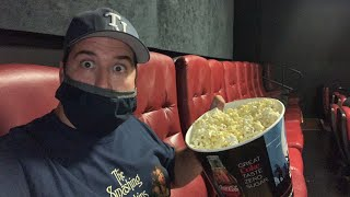 AMC Movie Theaters Reopen - What The Movie Theatre Is Like With Social Distancing Rules & Guidelines