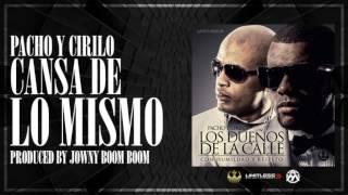 Cansa De Lo Mismo (Audio)