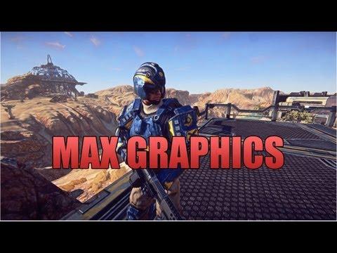 Planetside 2: Max Graphics - Ultra HD!