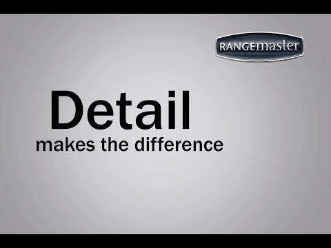 Rangemaster Range Cooker Dual Fuel PDL110DFF - Various Colours Video 4