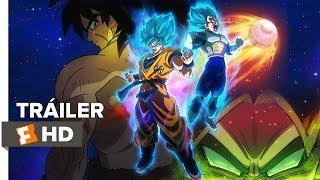 Dragon Ball Super: Broly - Tráiler Oficial (ESPAÑOL LATINO)