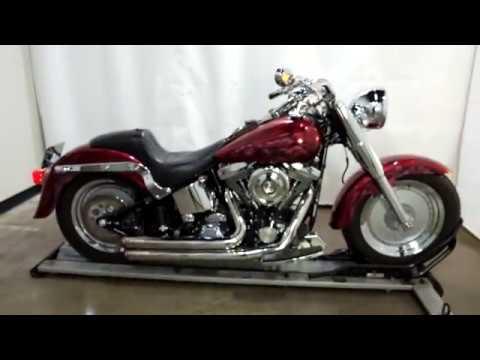1997 Harley-Davidson Fat Boy in Eden Prairie, Minnesota - Video 1
