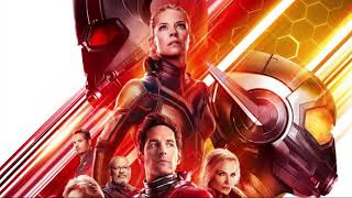 Ant-Man and the Wasp Soundtrack (Adam & The Ants - Ants Invasion)