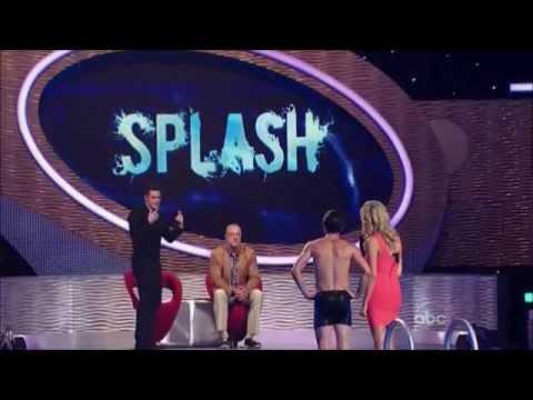 Drake Bell's Dive on Splash #4